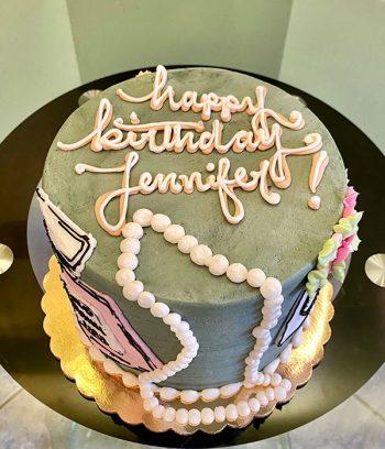Shopaholic Layer Cake - Top