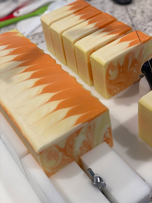 Inik Soap Co. Energize Soap