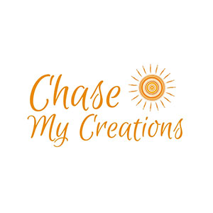Chase My Creations logo.