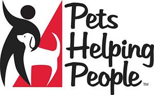 Pets Helping People logo.