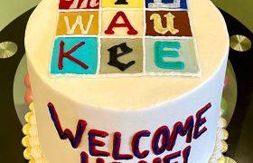 Milwaukee Layer Cake
