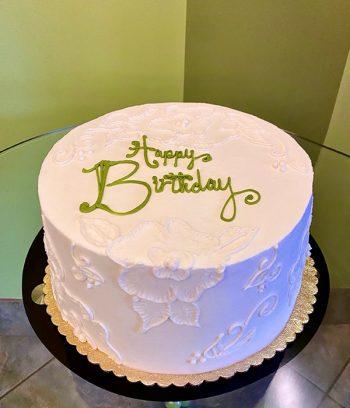 Edie Layer Cake - Top