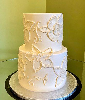 Edie Tiered Cake