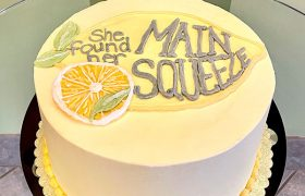 Main Squeeze Layer Cake